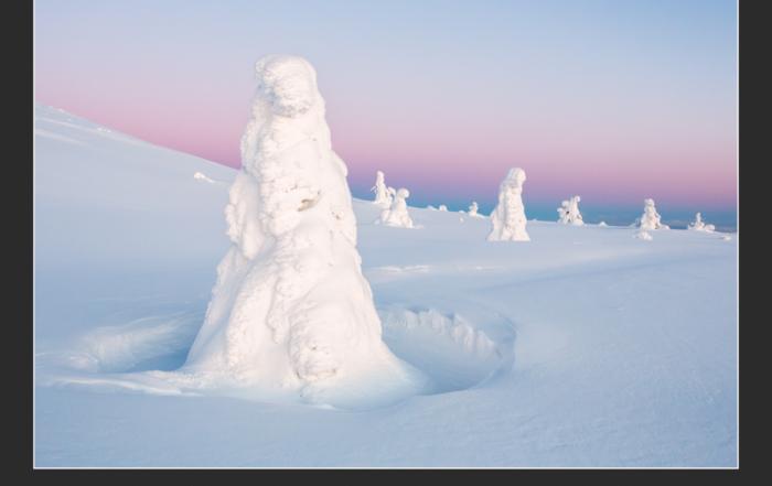 Henrik Strømstad - Vinter